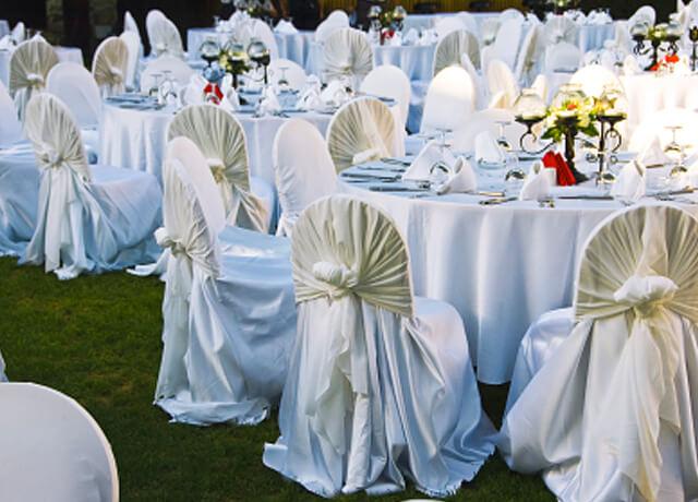 Stylish Party Rental Equipment